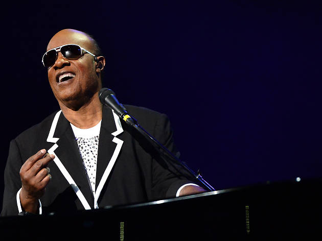 British Summer Time: Stevie Wonder