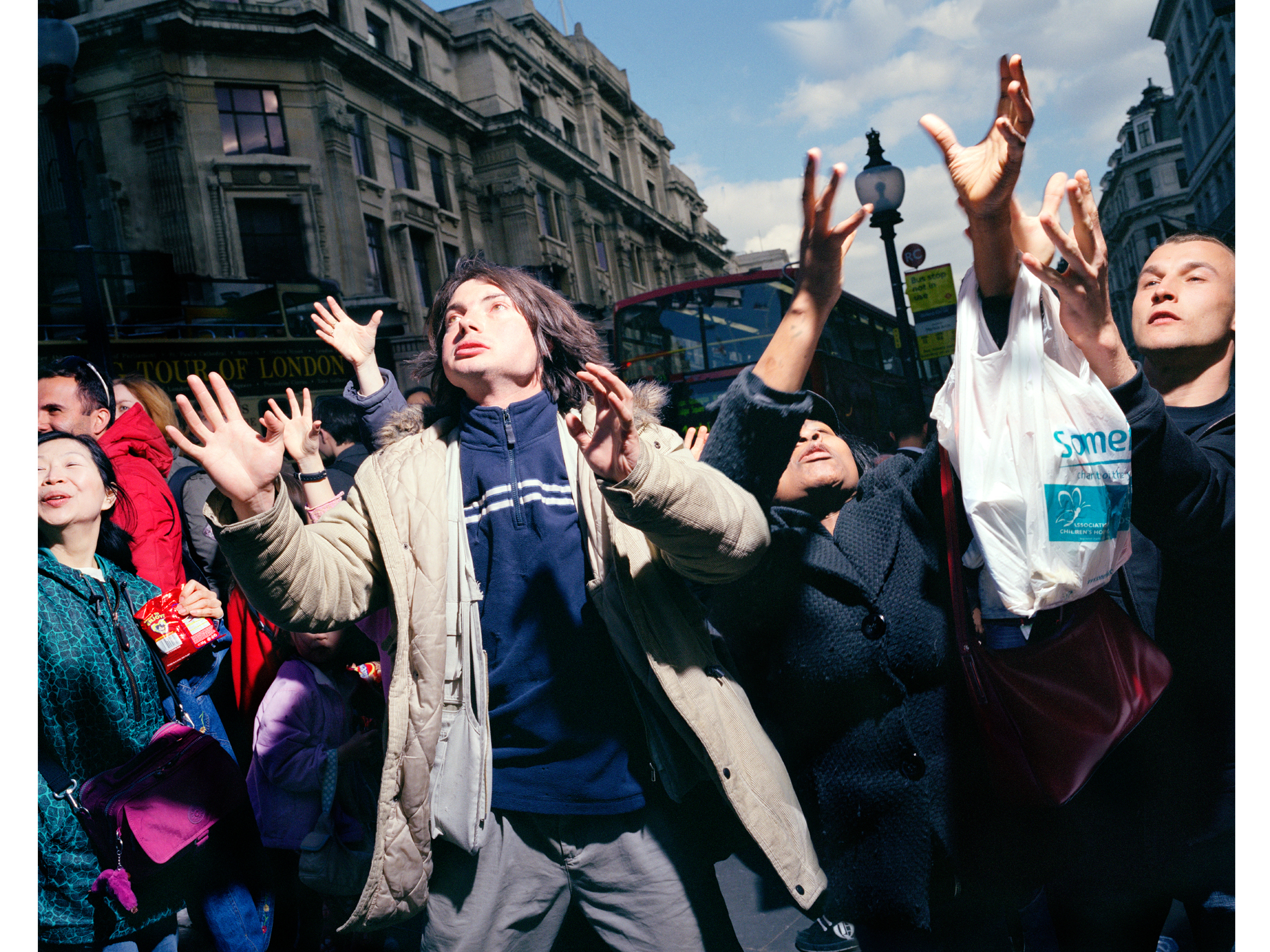 Best London photos: Paul Reas: Regent Street, 2009