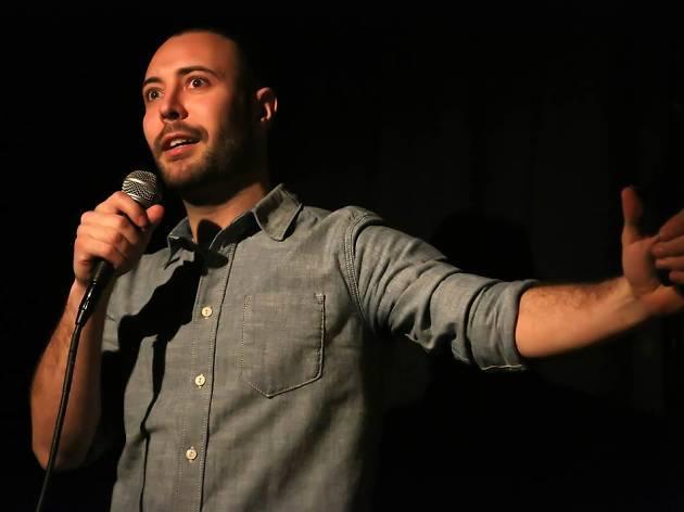 Andreu Casanova: Tinder Sorpresa