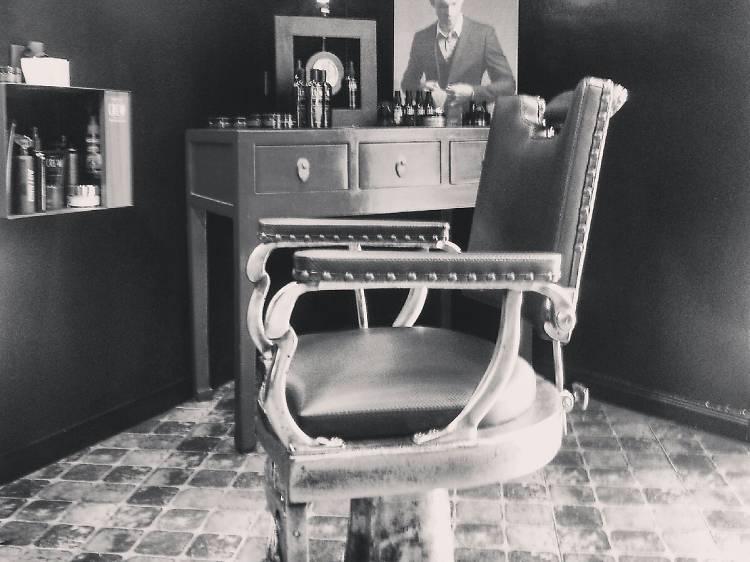 Xevi Martínez Barber Shop