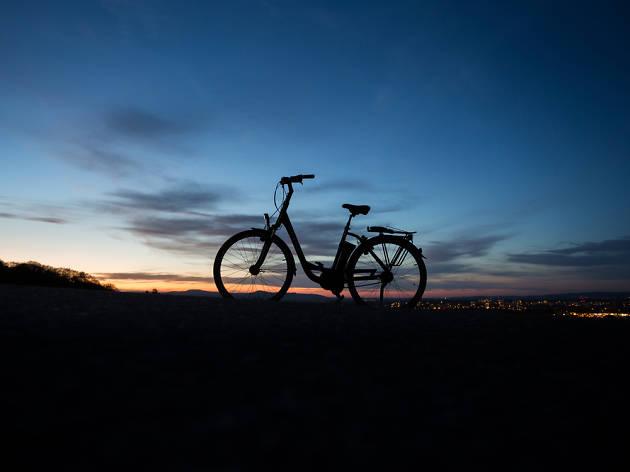 bici elèctrica