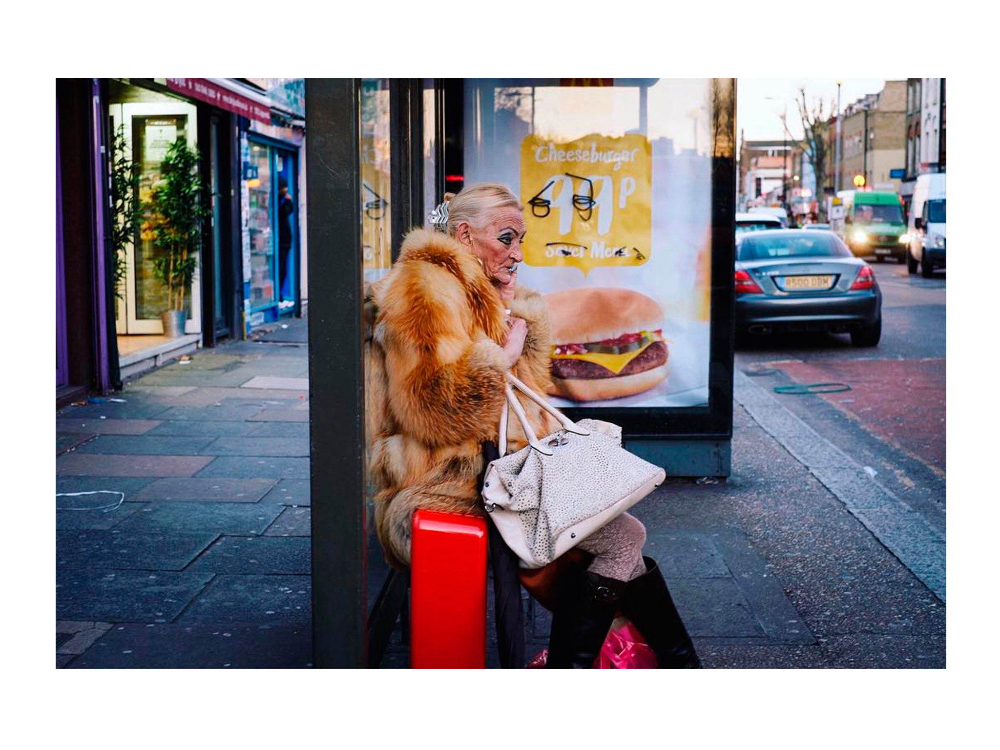 Six winning photos of London, chosen by Martin Parr