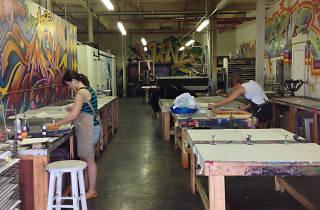 Gowanus Print Lab (image provided by venue)