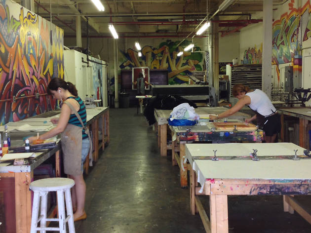 Gowanus Print Lab (image provided by venue)