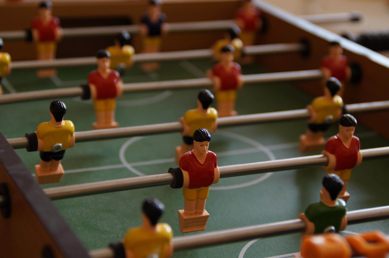 Pop Football (Kennington Park)