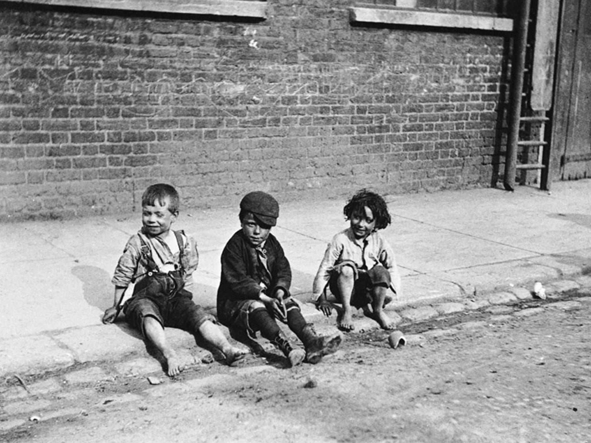 Paul Martin: Street Urchins, 1893