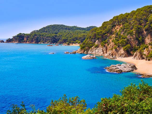 Les 7 platges més íntimes de la Costa Brava