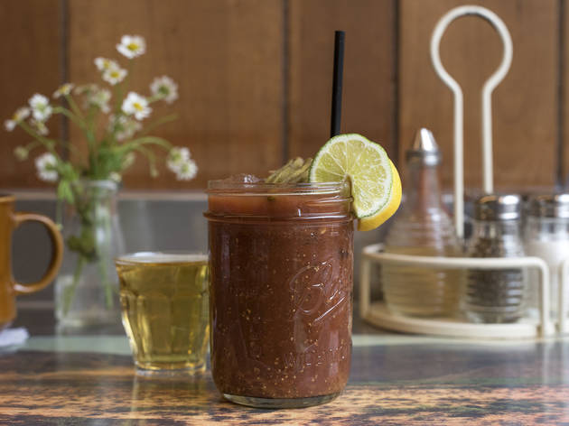 Bloody Maria at Dove's Luncheonette