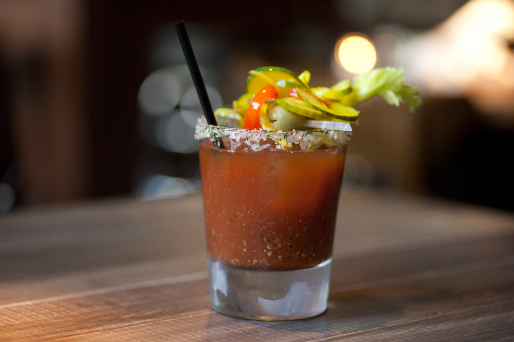 Bloody Mary at Au Cheval