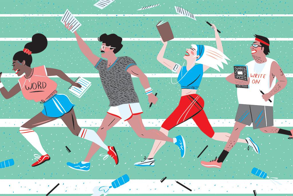 Flash fiction by Kaitlyn Greenidge, Kristopher Jansma and Helen Phillips