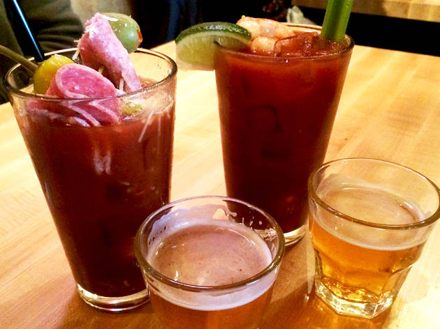 Bloodies at Twisted Spoke