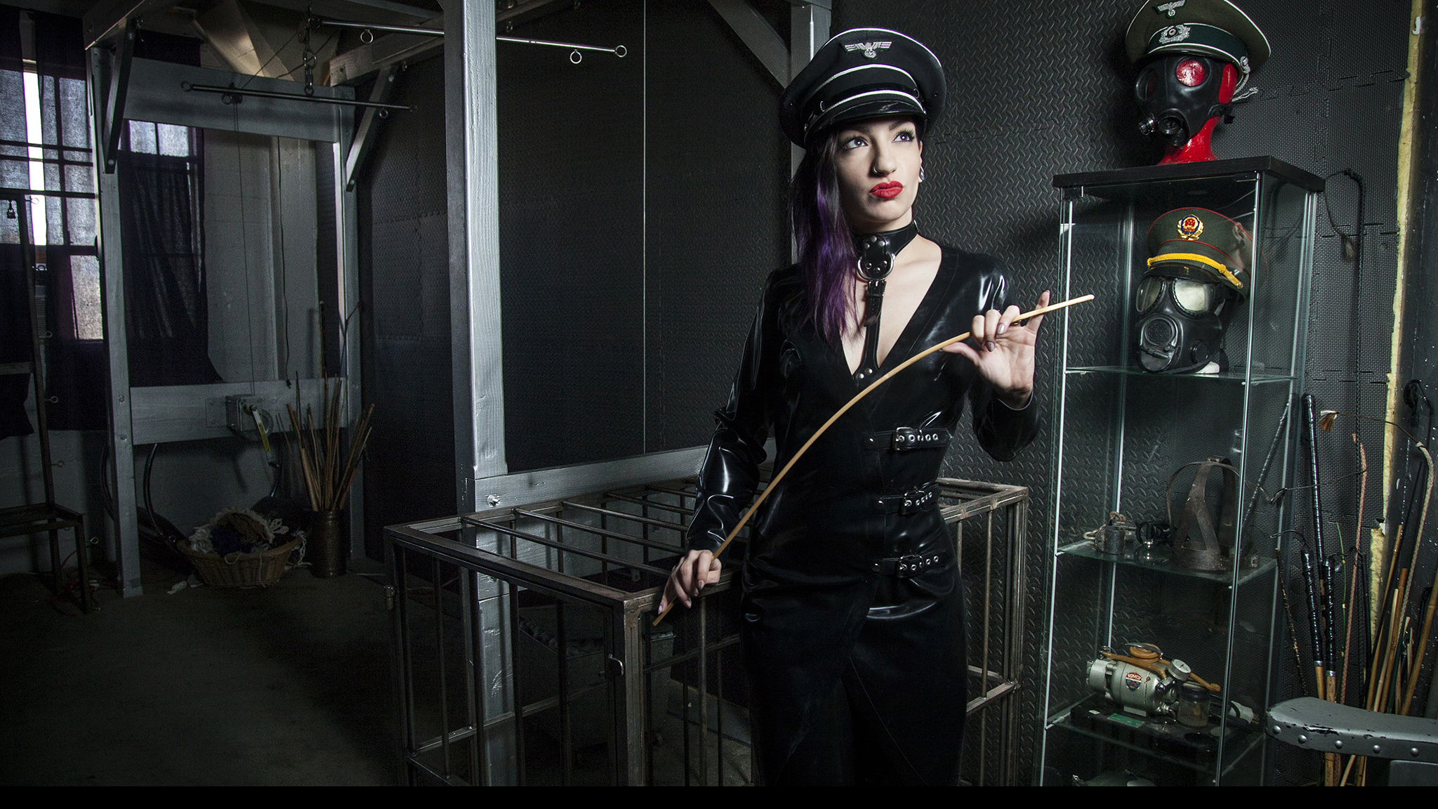 Dominatrix, Cybill Troy
