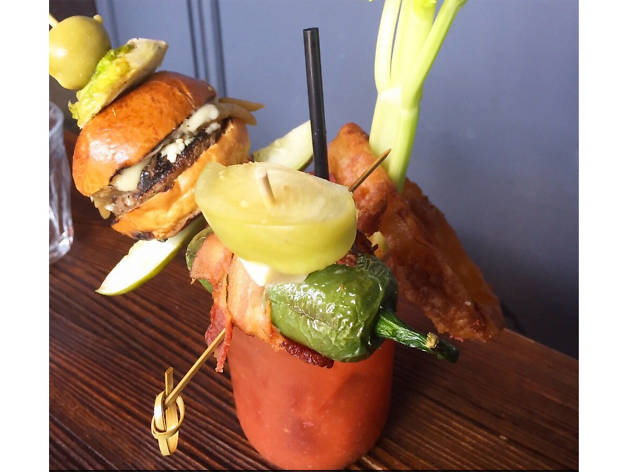 The Bloody Royale at Franklin & Company