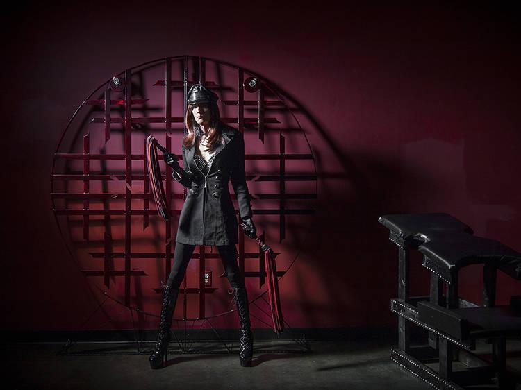 Mistress Cyan