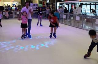 Like Ice Asia ice rink at Avenue K