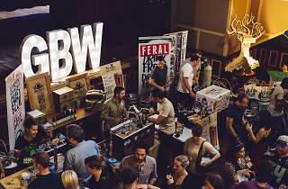 Good Beer Week gala Showcase