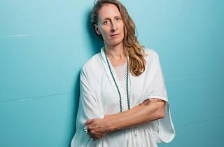 Stephanie Rosenthal, artistic director of the Biennale of Sydney