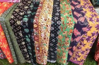 Batik workshop for kids