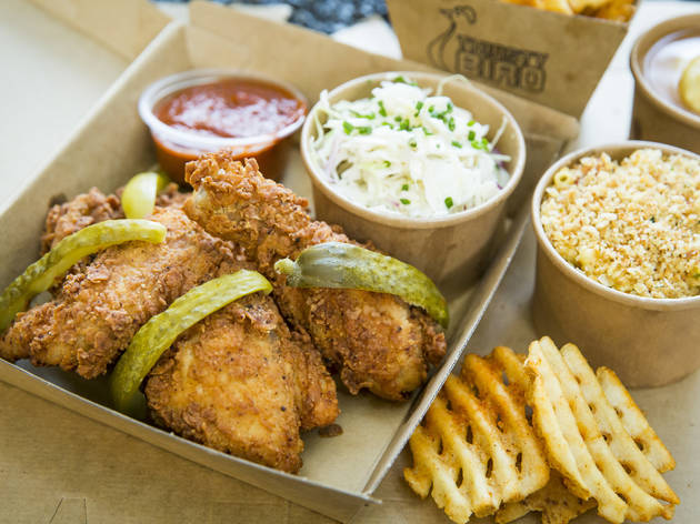 The best fried chicken in Sydney