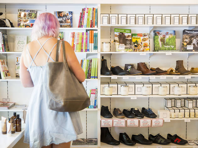 The Cruelty Free Shop (Photograph: Anna Kucera)