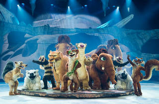 Ice Age Live on Ice