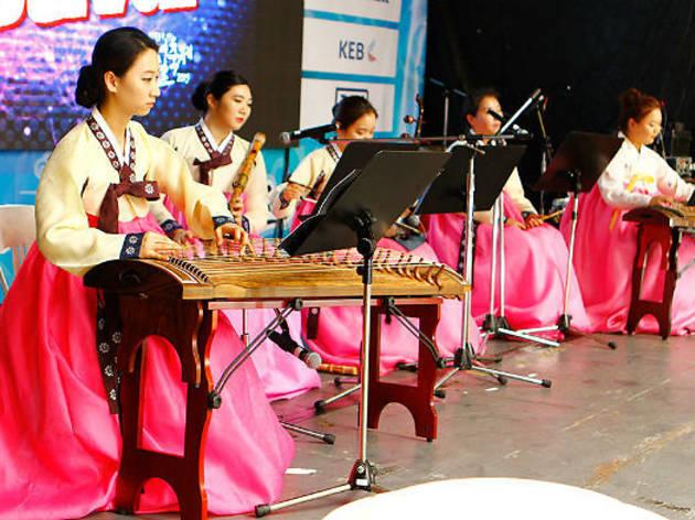 Sydney Korean Festival 2016