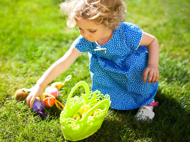 Campbelltown Arts Centre Easter Egg Hunt