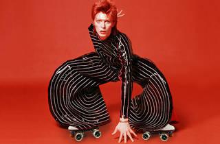 David Bowie Skate Oddity Roller Disco