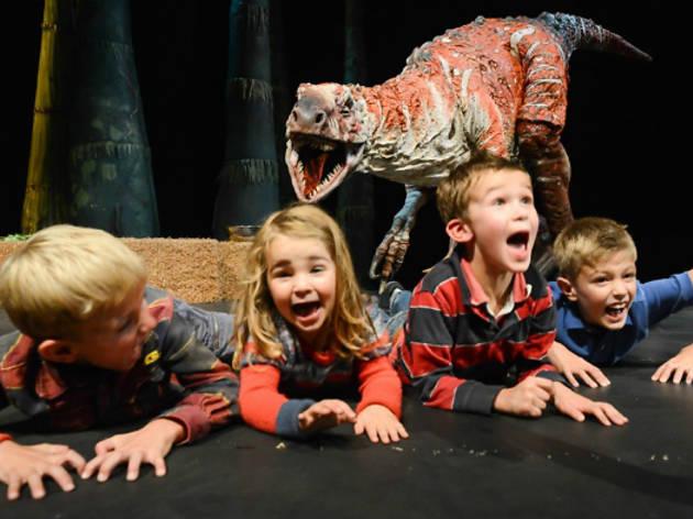 Erth Dinosaur Zoo