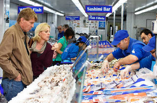 Easter Trading Hours at Sydney Fish Market