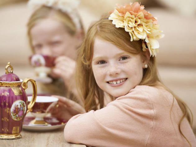 Children's Easter Tea Party