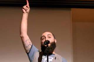 Multilingual Poetry Slam