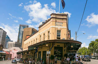 St Patrick's Day at the Australian Heritage Hotel