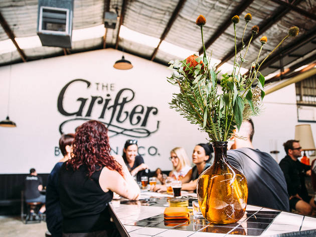 The Grifter Brewing Co