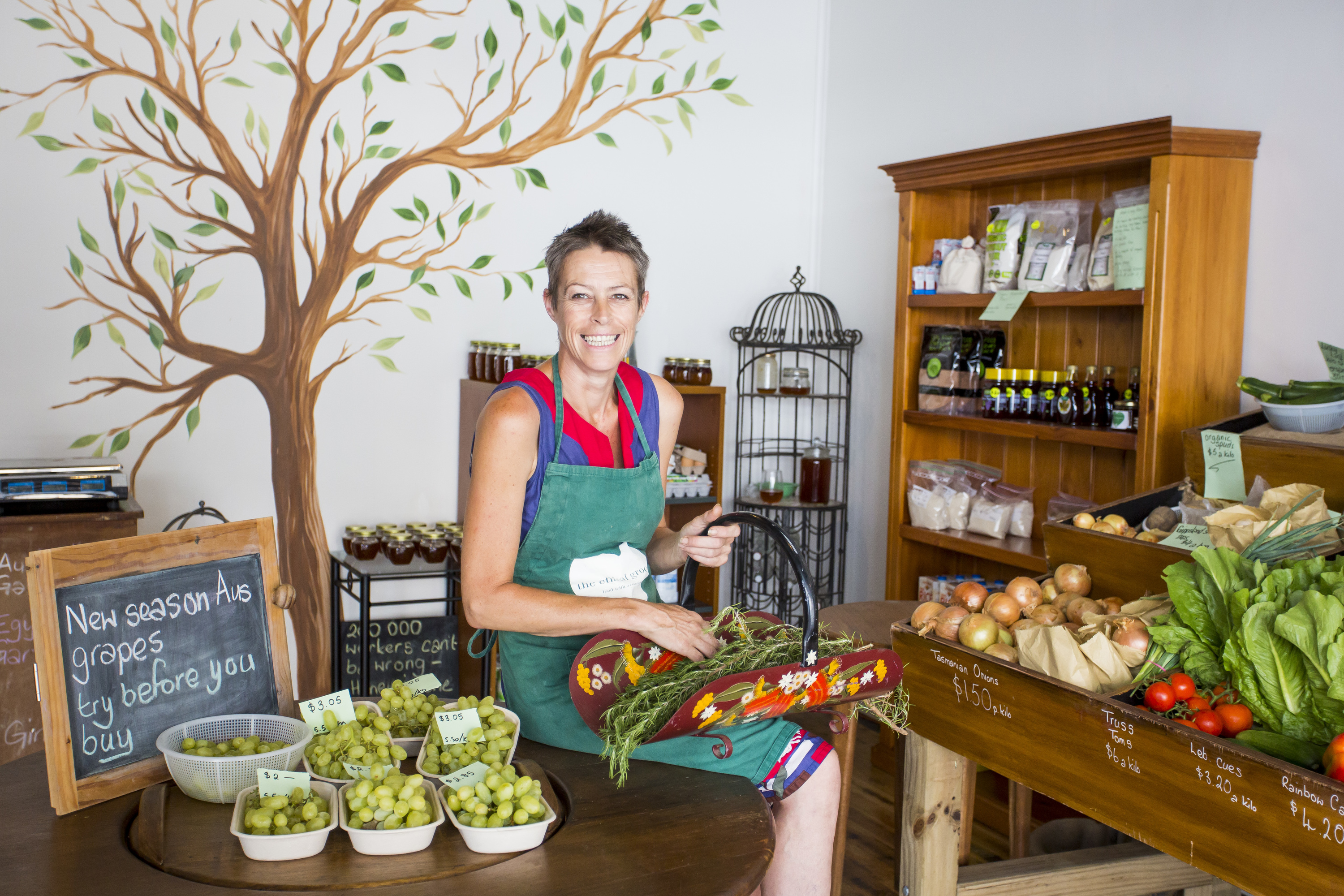 The Ethical Grocer