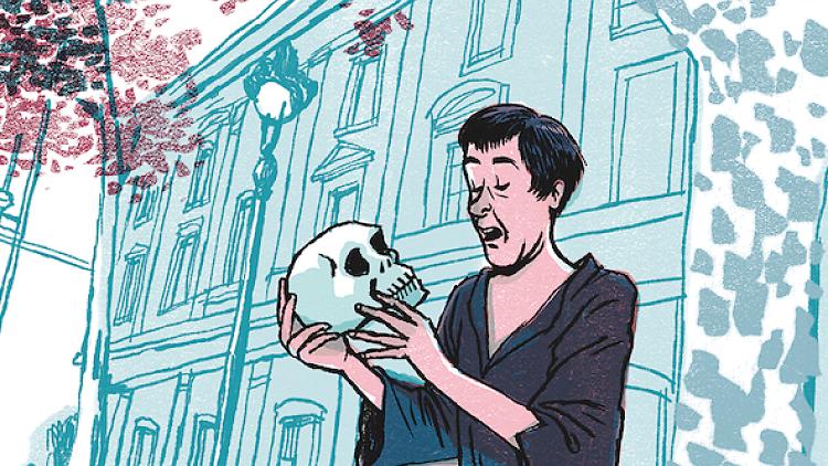 Hamlet a la Rambla