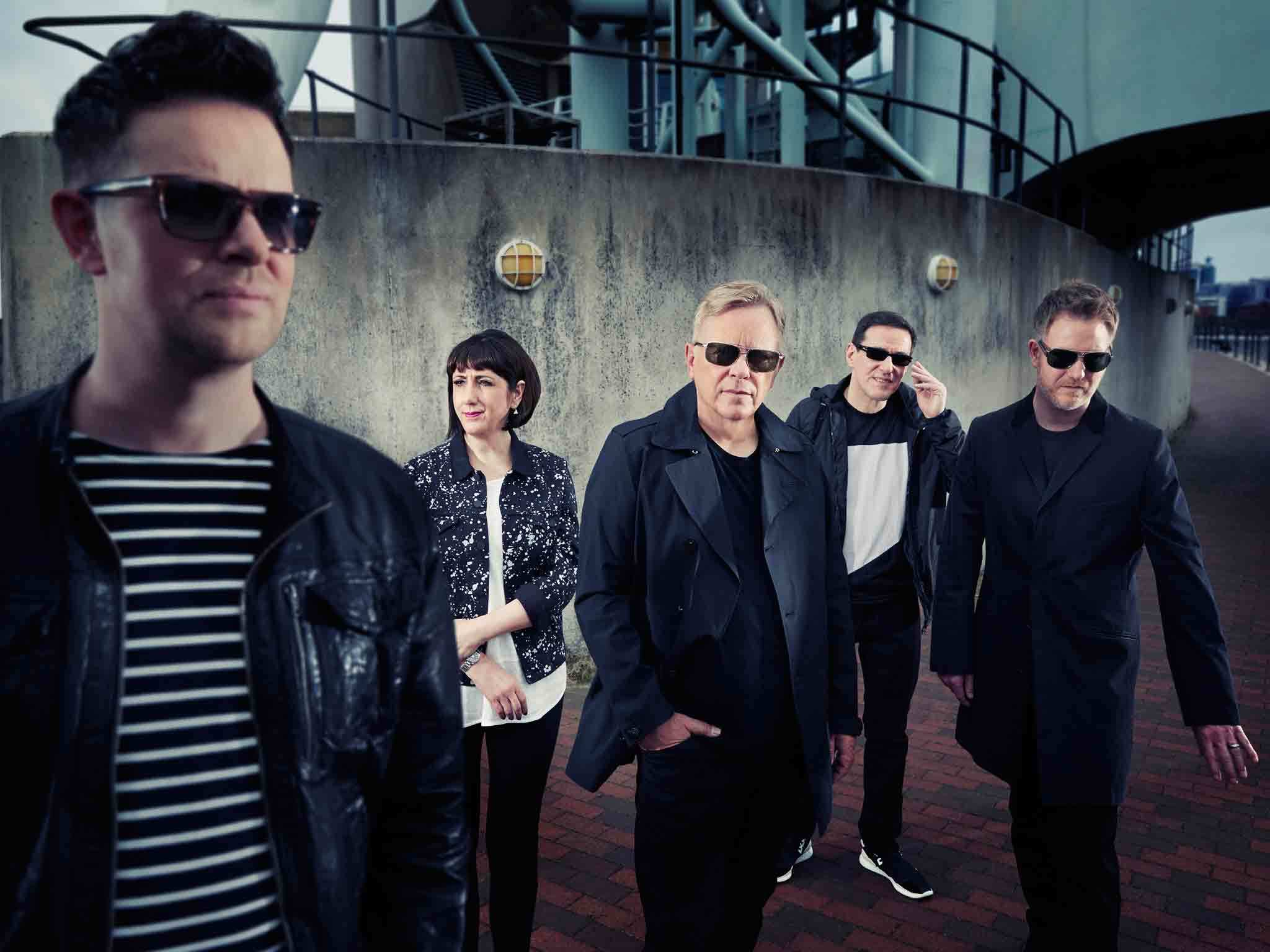 The 50 best albums of 2015 - New Order - 'Music Complete'