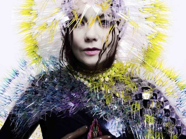 The 50 best albums of 2015 - Björk – 'Vulnicura'
