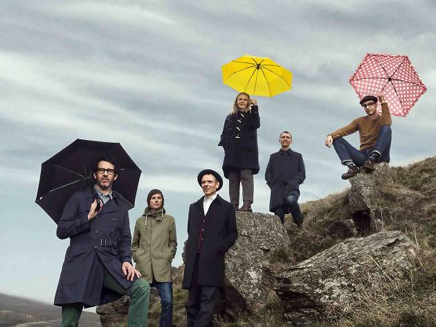 The 50 best albums of 2015 - Belle And Sebastian – 'Girls in Peacetime Want to Dance'