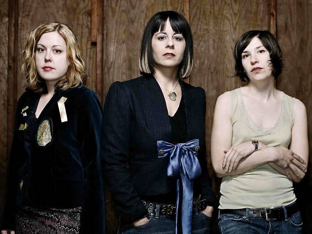 The 50 best albums of 2015 - Sleater-Kinney - 'No Cities To Love'