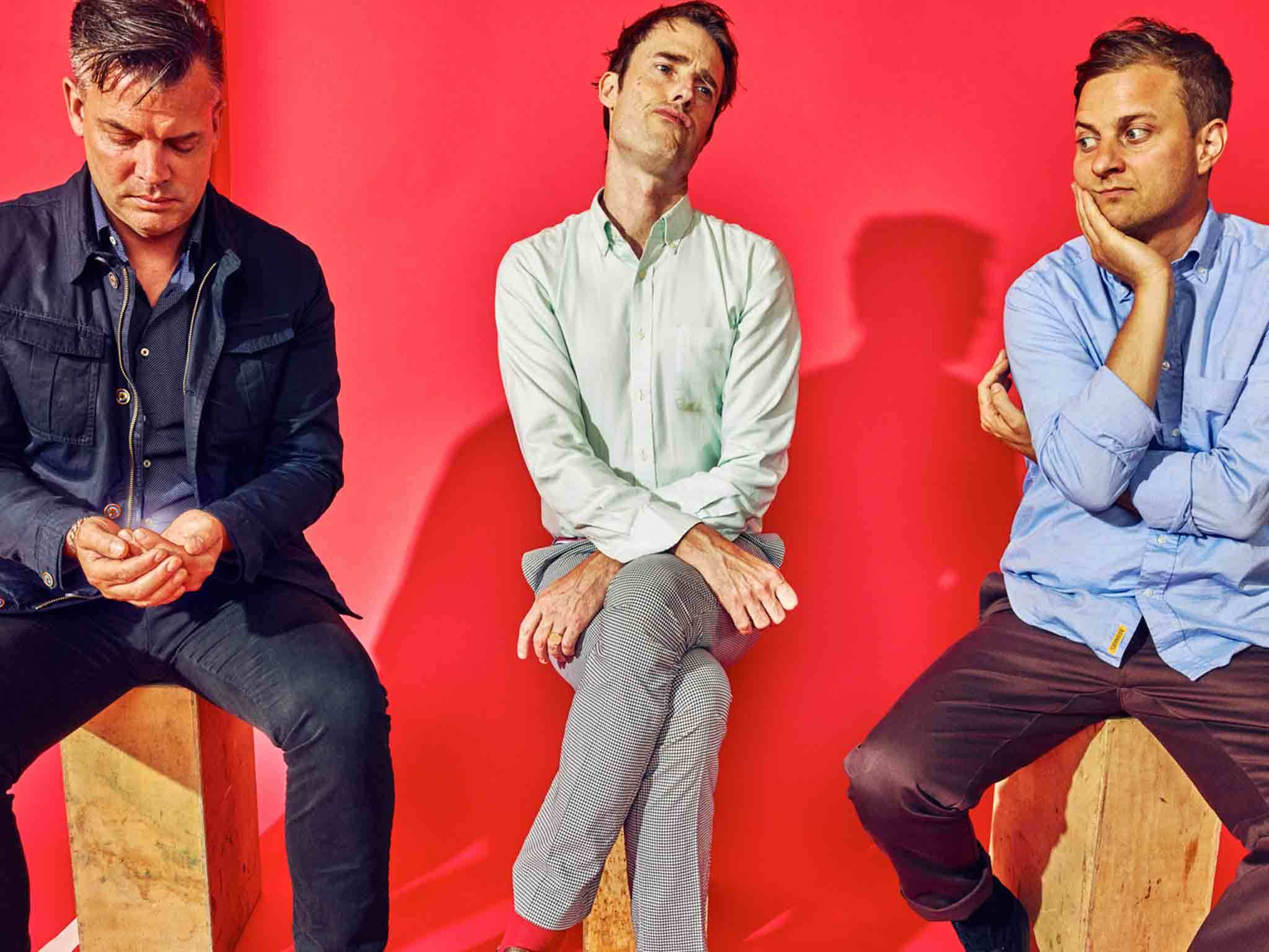 The 50 best albums of 2015 - Battles ' 'La Di Da Di'