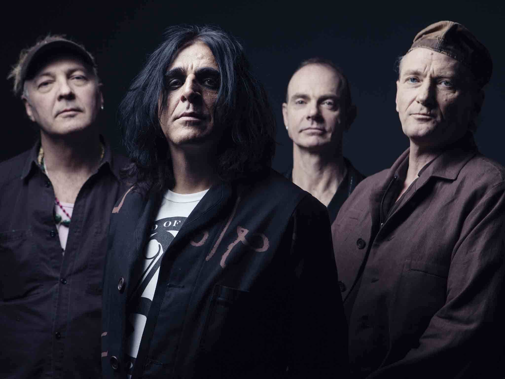 The 50 best albums of 2015 - Killing Joke - 'Pylon'
