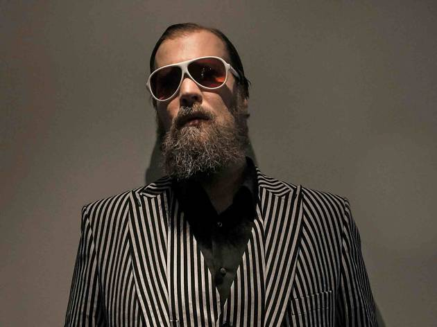 The 50 best albums of 2015 - John Grant - 'Grey Tickles, Black Pressure'