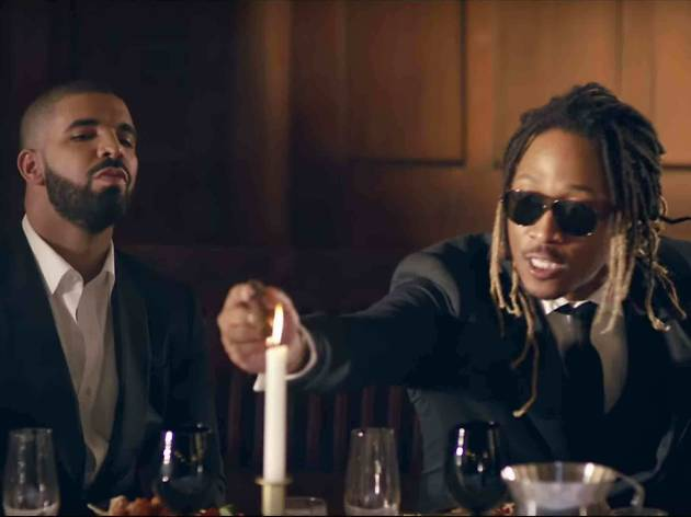 The 50 best albums of 2015 - Drake x Future - 'What A Time To Be Alive'