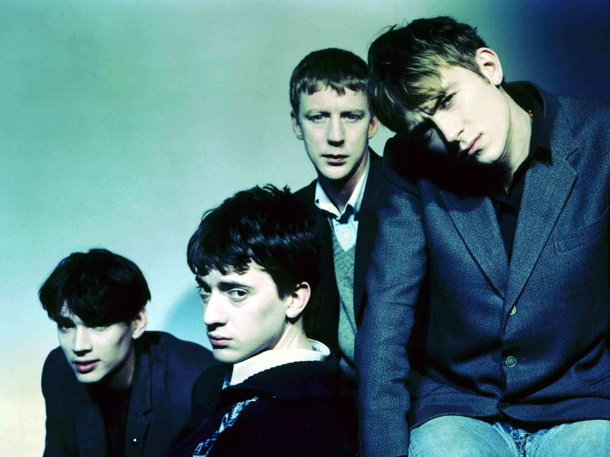 The 50 best albums of 2015 - Blur - 'The Magic Whip'