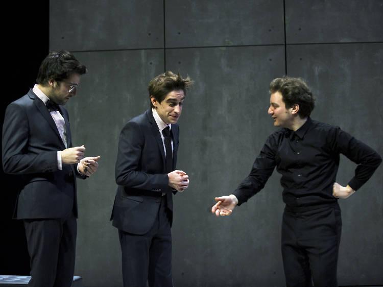 """Hamlet """"en femení"""""""