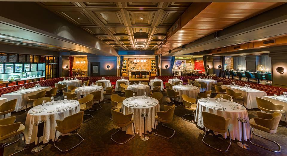 Los bares y restaurantes de los famosos en madrid for Restaurante lamucca de prado madrid
