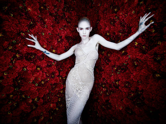 The 50 best albums of 2015 - Grimes - 'Art Angels'
