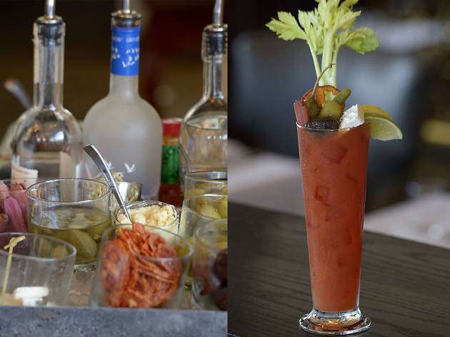 Bloody Mary at Crossroads