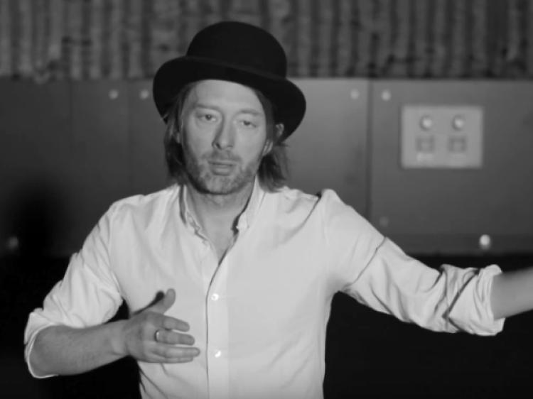 Une place de concert pour Radiohead